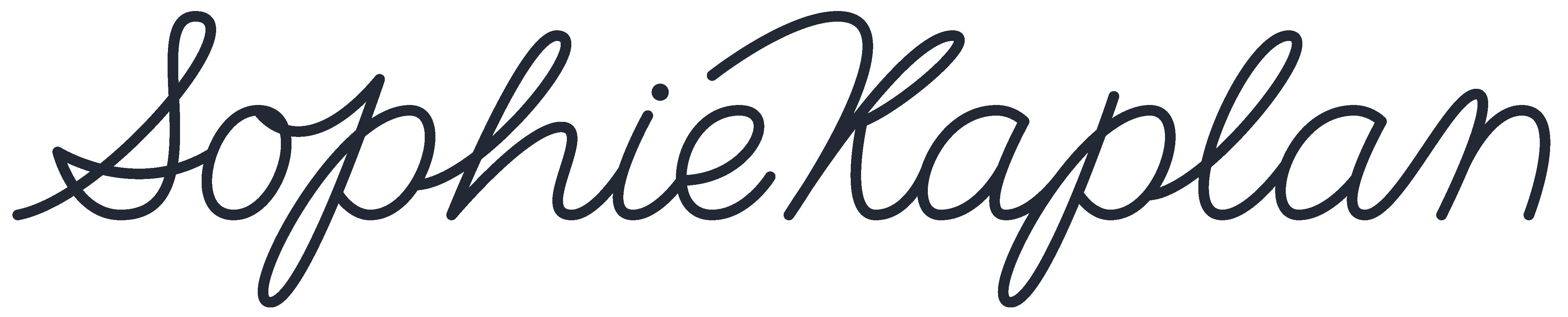Sophie Kaplan Logo